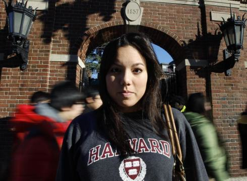 """""""Passing"""" for White to Get Into Harvard?"""