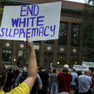 Let's Talk About White Supremacy